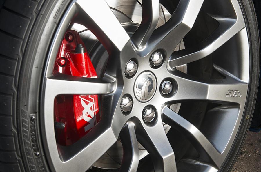 Vauxhall VXR8 Tourer first drive review
