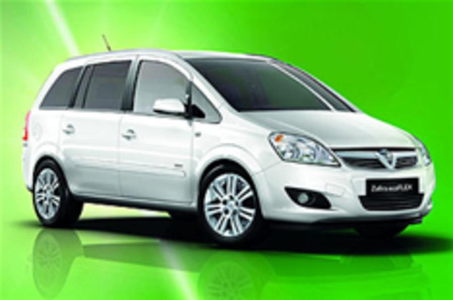 Cleaner Vauxhall Zafira MPV
