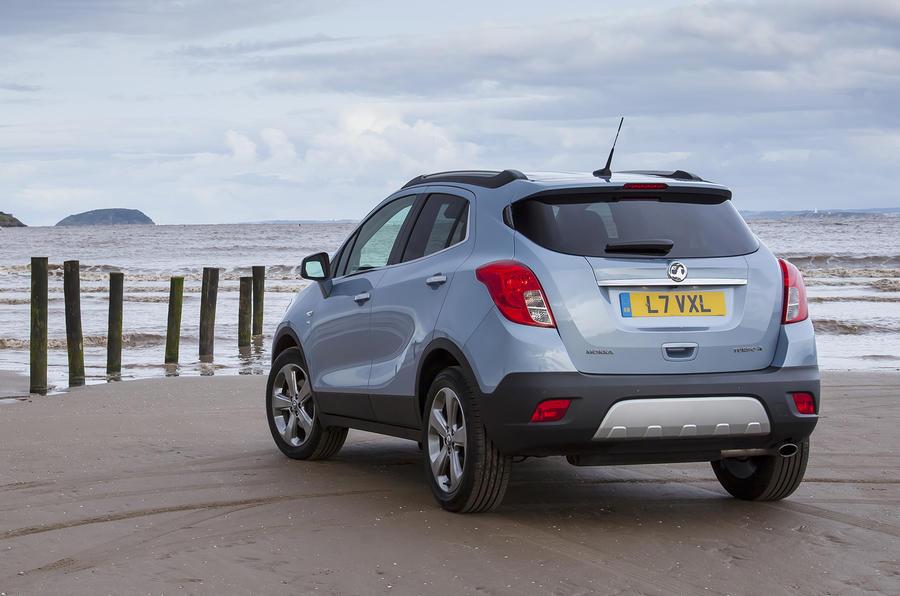 £16,719 Vauxhall Mokka Tech Line 1.4 Turbo