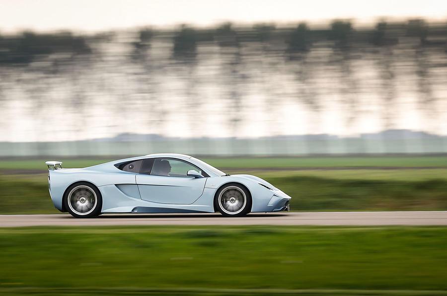 6.3-litre V8 Vencer Sarthe engine