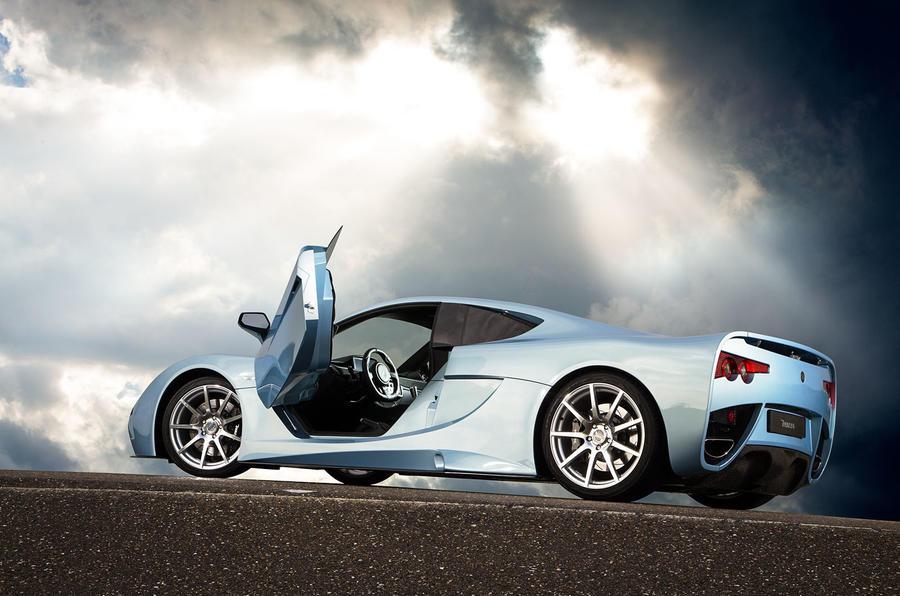 Vencer Sarthe rear