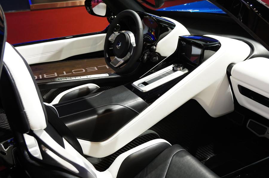 Venturi reveals 400bhp America crossover