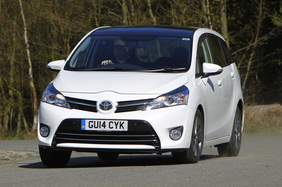2014 Toyota Verso UK first drive review