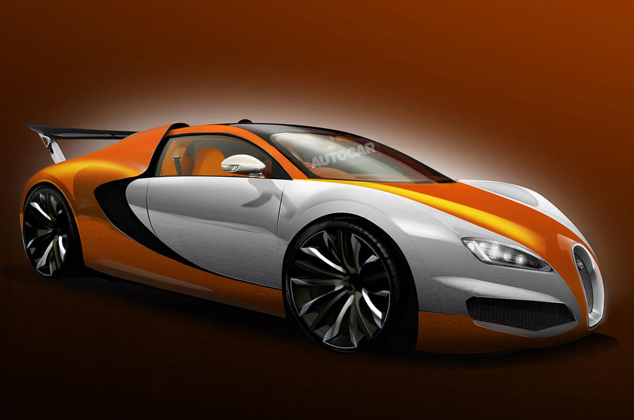 will bugatti build the first production car capable of 300mph autocar. Black Bedroom Furniture Sets. Home Design Ideas