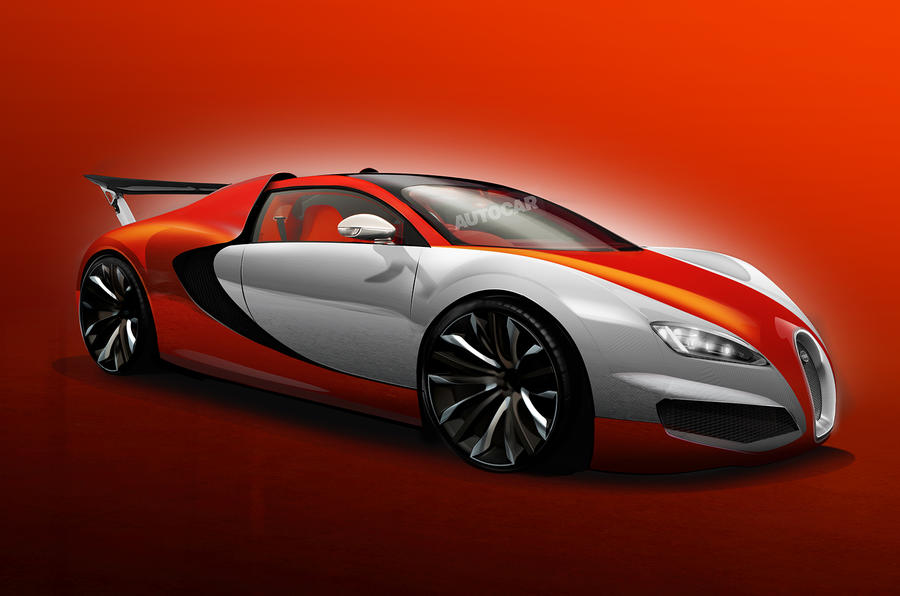 A faster Veyron is not what the car world needs. Or, more crucially, wants