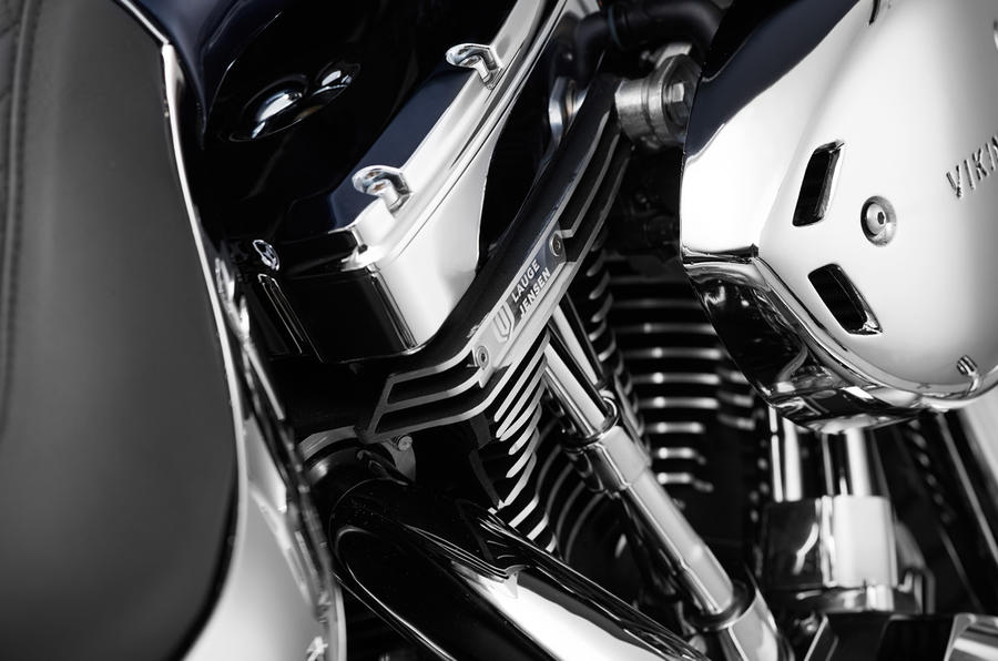 Henrik Fisker designs new Viking Concept motorcycle
