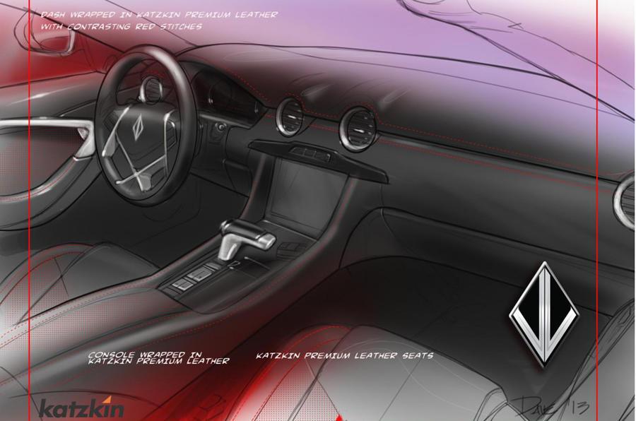 Detroit reveal for Fisker-based VL Destino convertible