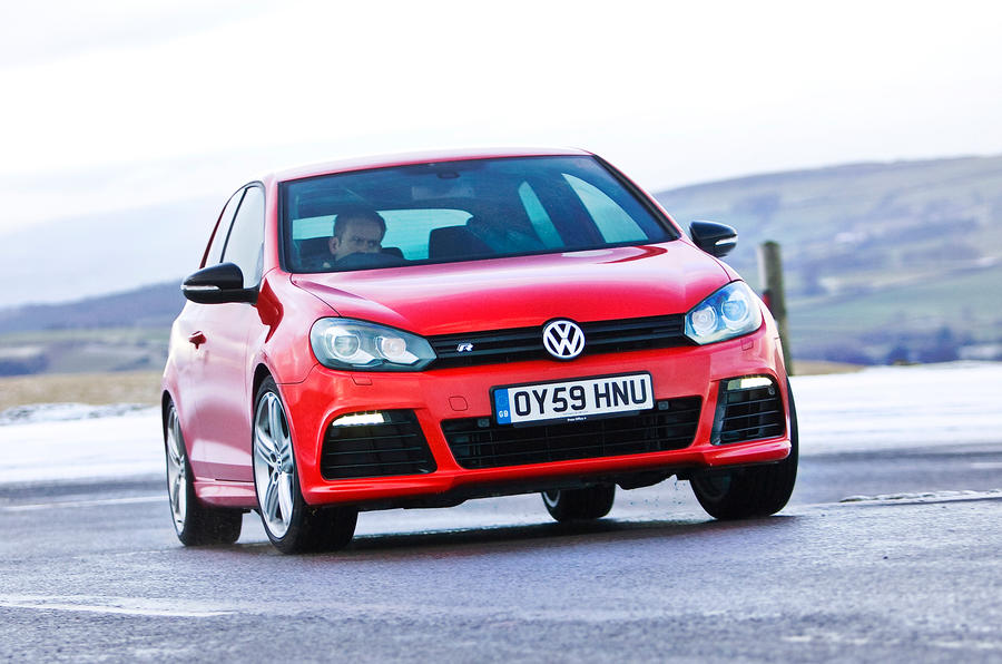 Volkswagen Golf R 2010 2012 Review Autocar