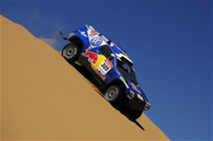 VW/China to tackle Dakar Rally