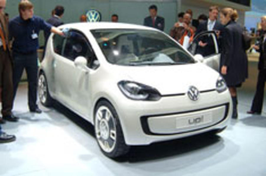 Frankfurt show: The real new Beetle