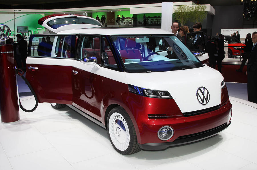 Vw Set To Build New Microbus Autocar