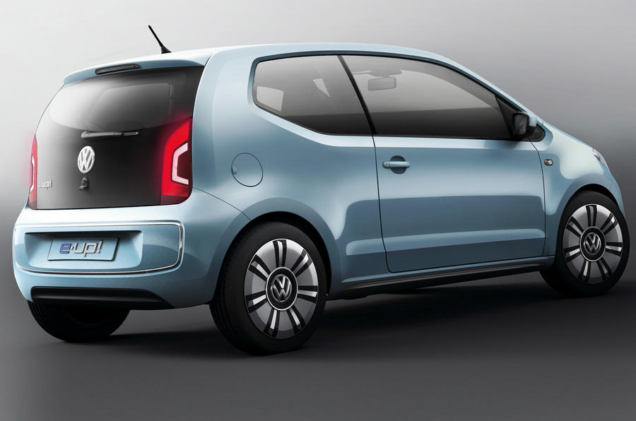 Frankfurt show: VW Up GT concept