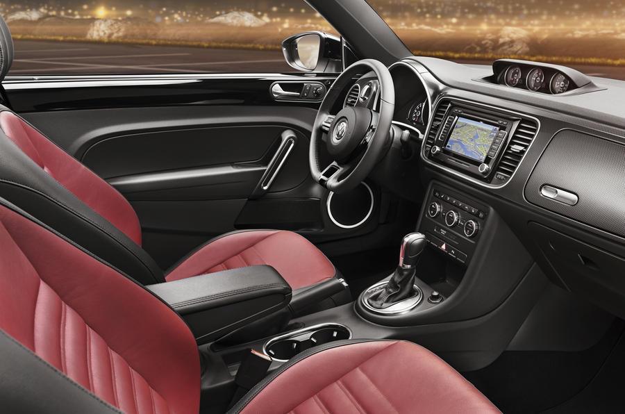 Shanghai motor show: VW Beetle