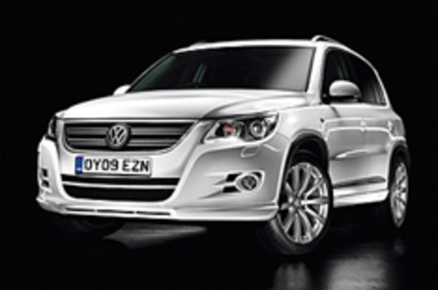 VW Tiguan R Line launched