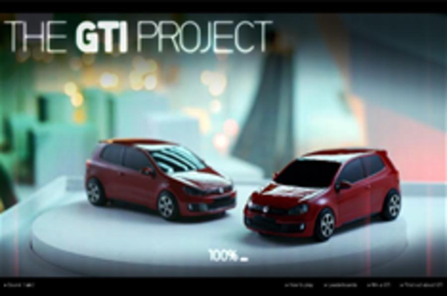 Play Scalextric, win a Golf GTi