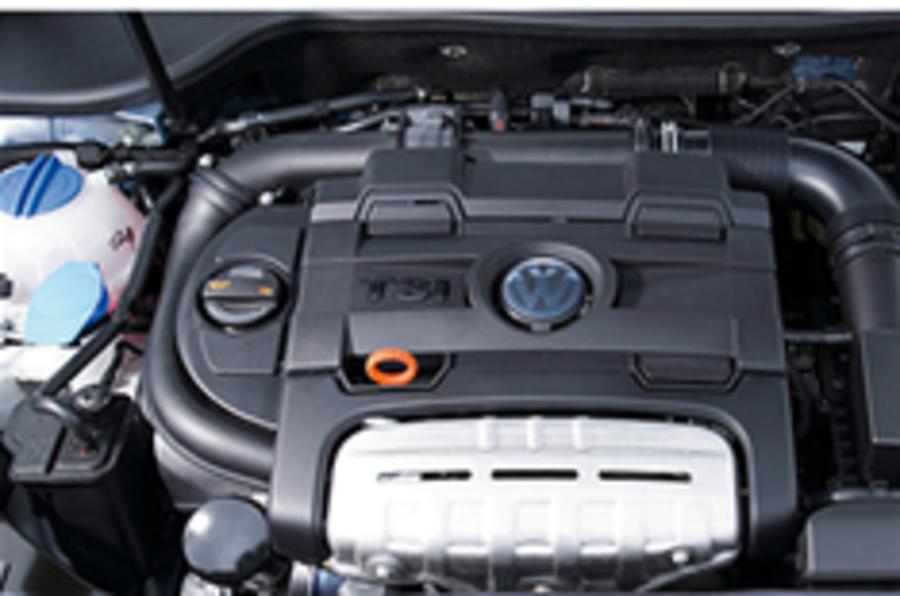 VW's Engine of the Year award