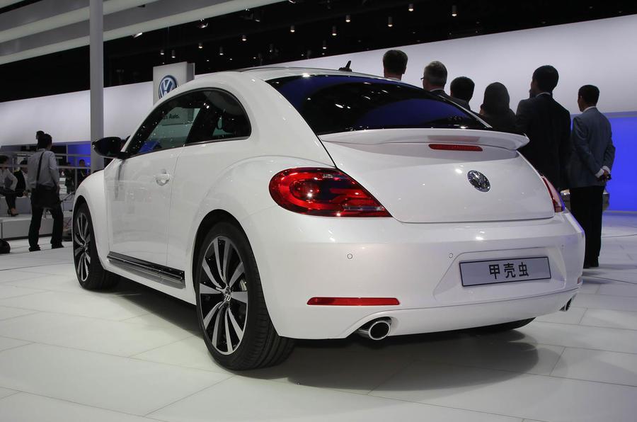 VW wants hot Beetle R