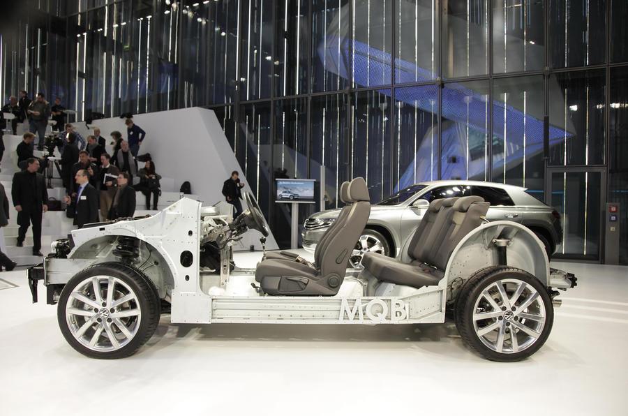 VW could sell £50bn MQB platform   Autocar