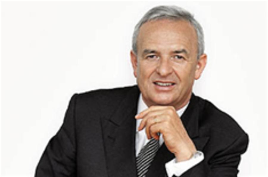 VW boss denies Porsche rift