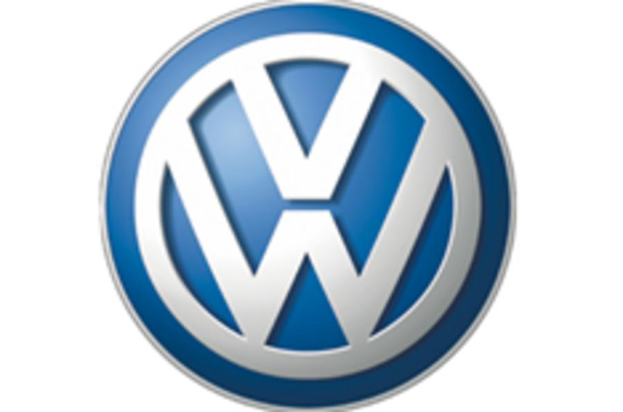 Volkswagen outsells Ford