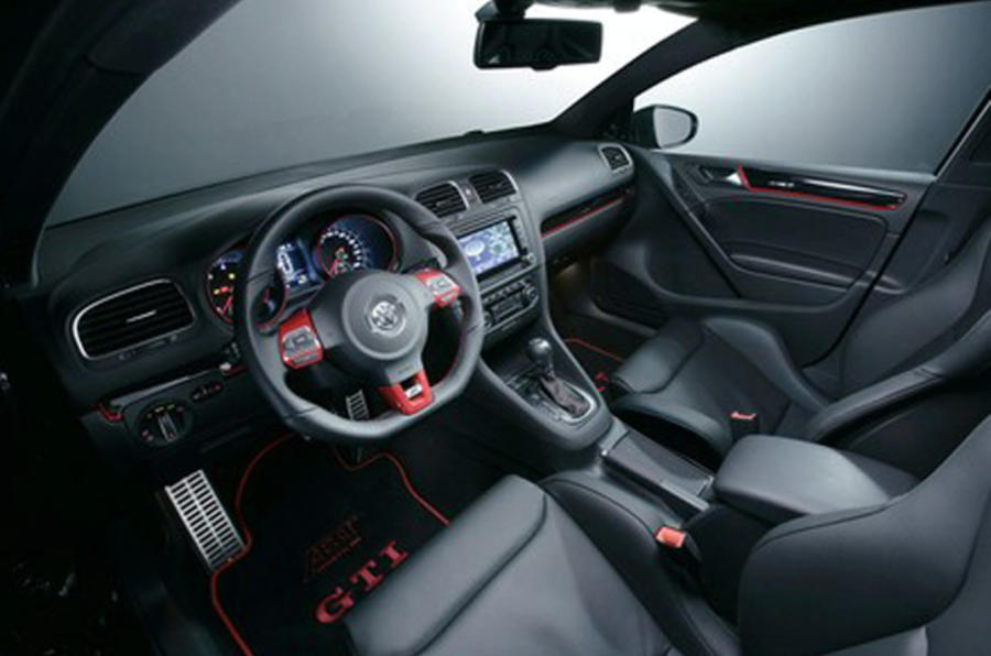 Faster, more powerful VW Golf R