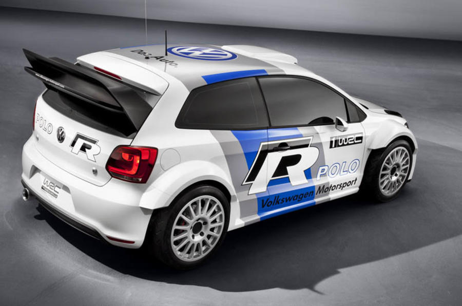 VW's WRC bid to sire Polo R