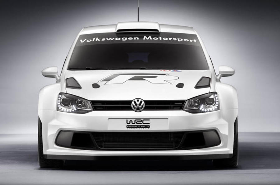 VW Polo WRC from 2013