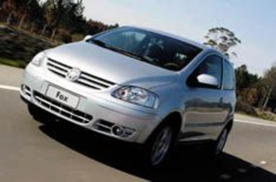 £7k VW Fox chases supermini rivals