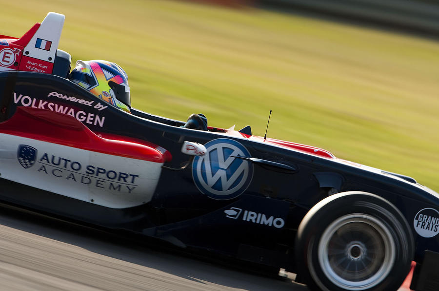 VW Group ponders F1 entry