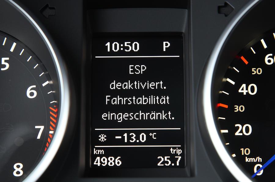 VW R models' new ESP system | Autocar