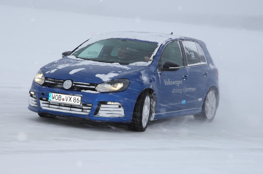 VW R models' new ESP system