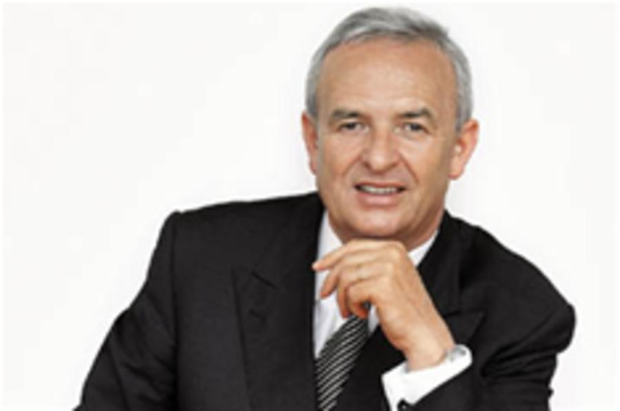 VW boss makes quality top priority