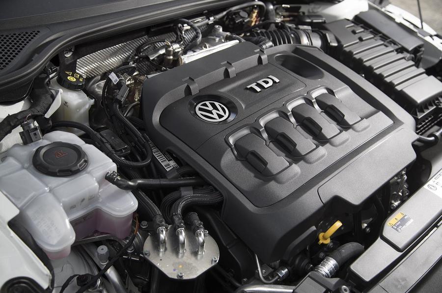 2.0-litre BiTDI Volkswagen Arteon diesel engine