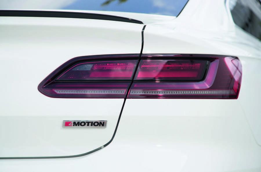 Volkswagen Arteon rear light