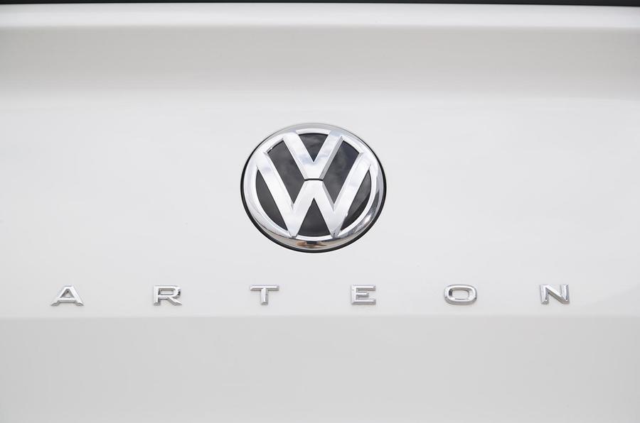 Volkswagen Arteon badging