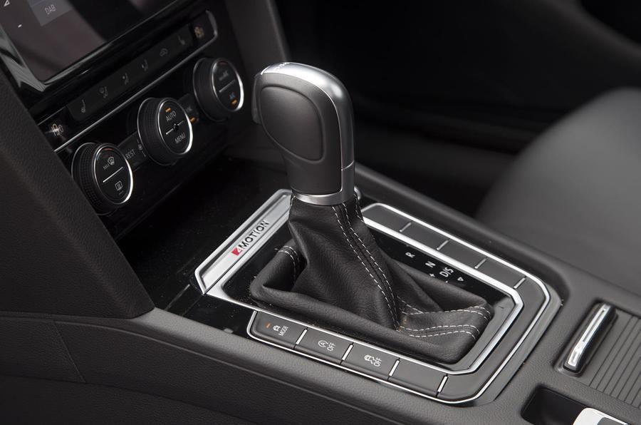 Volkswagen Arteon DSG gearbox