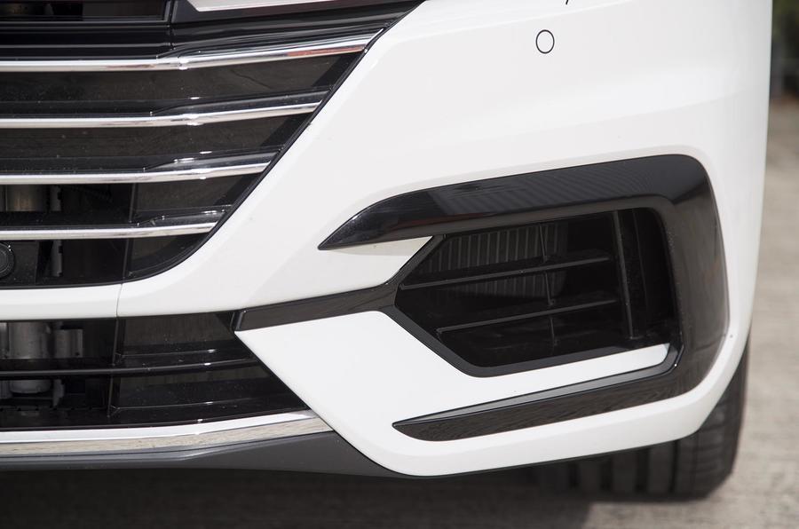Volkswagen Arteon air intake