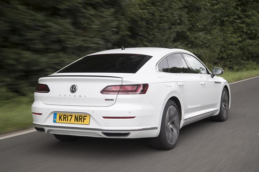 Volkswagen Arteon Review (2018) | Autocar