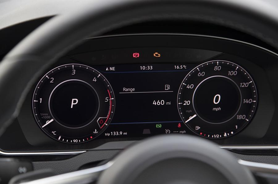 Volkswagen Arteon Virtual Information Display