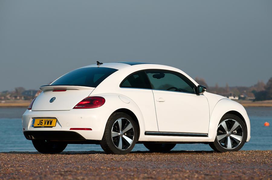 3 star Volkswagen Beetle