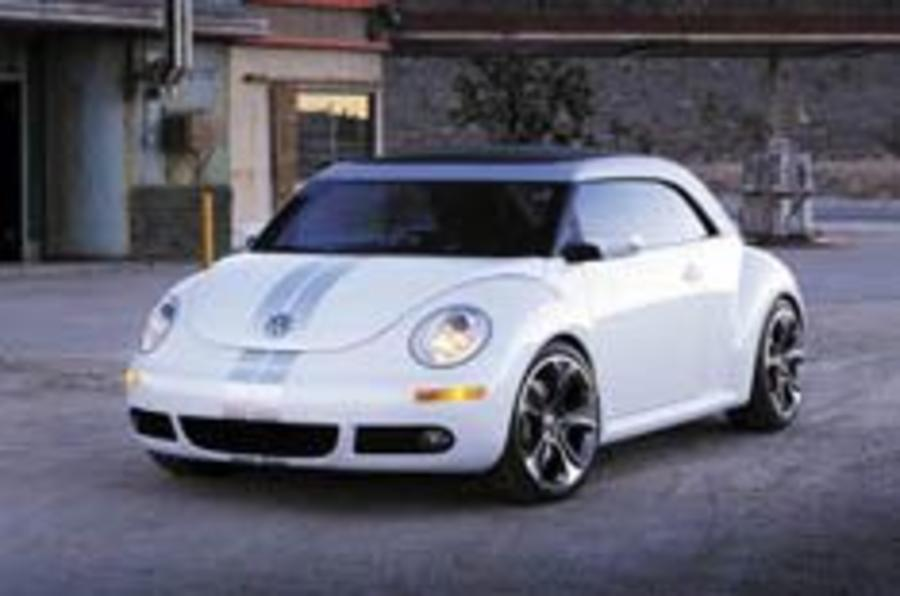 VW Ragster: it's the next Beetle