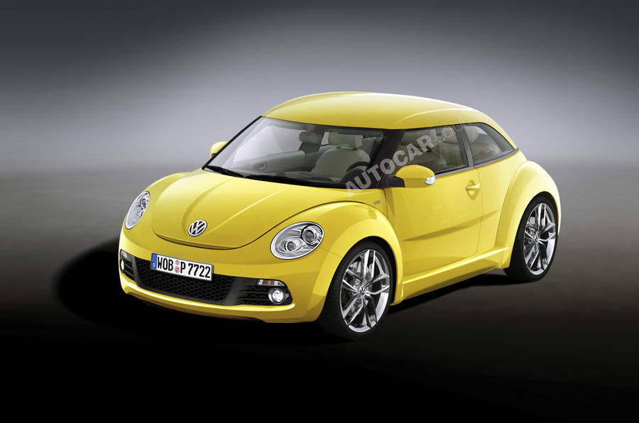 VW plans 'radical' new Beetle