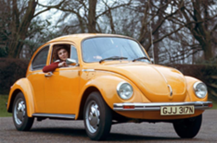 The real Beetle is back