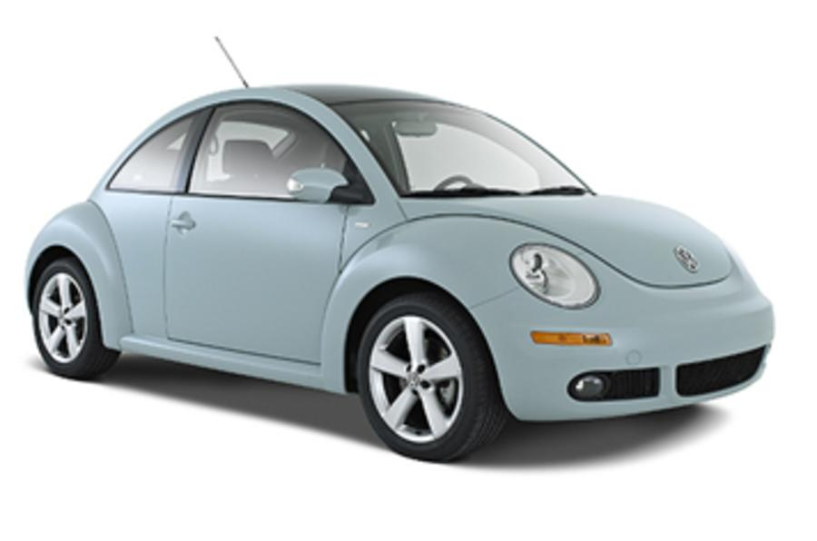 New Beetle to use Jetta platform