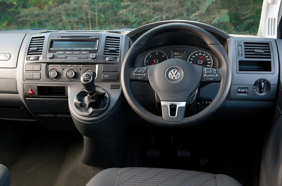 volkswagen caravelle   review  autocar
