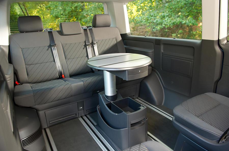 volkswagen caravelle 2003-2015 review (2017) | autocar