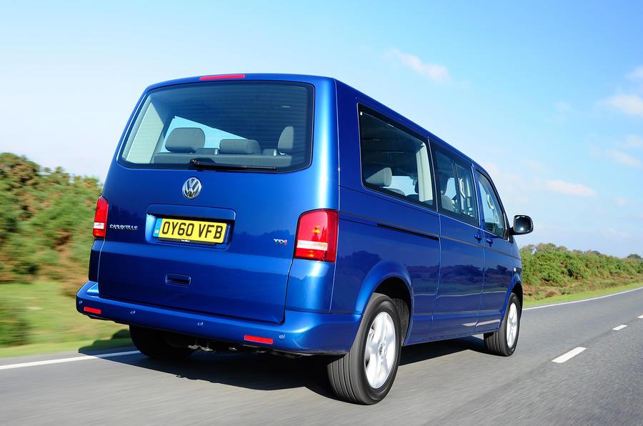 Volkswagen Caravelle rear