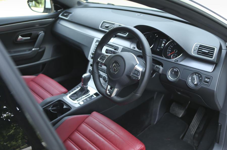 Wonderful ... Volkswagen CC Interior ... Photo
