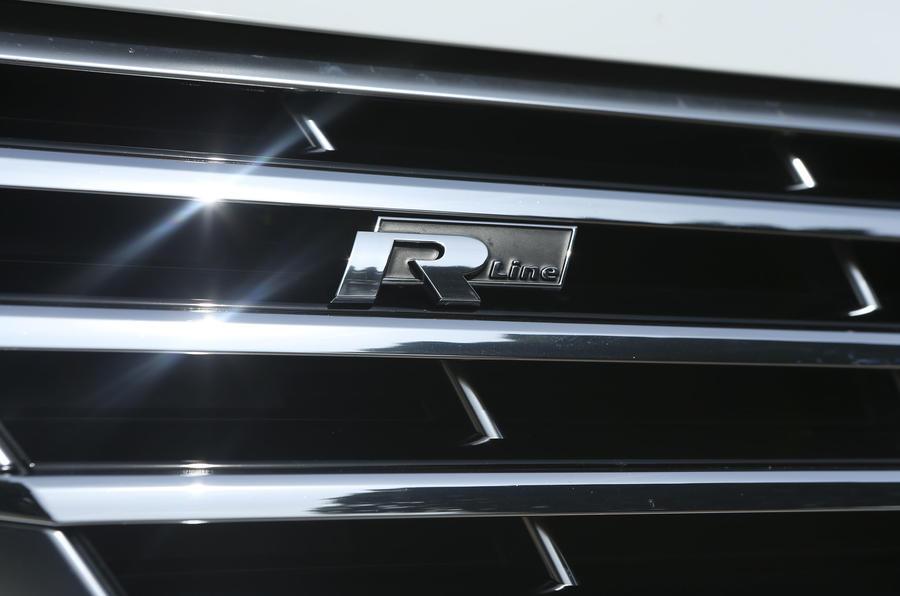 Volkswagen CC front grille