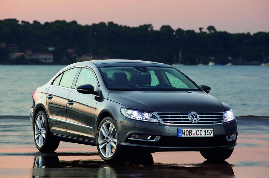 3.5 star Volkswagen CC